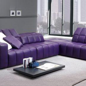 Модульные диваны в современном интерьере