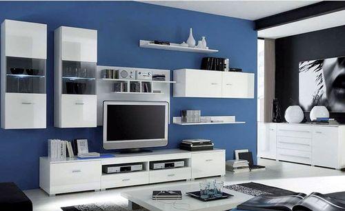 Модульные гостиные в оформлении дизайна интерьера