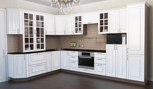 Большой кухонный гарнитур