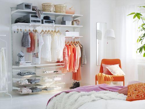 Система Альгот в спальне