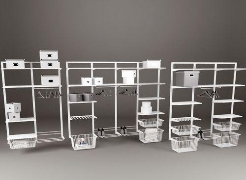 Секции системы хранения Альгот