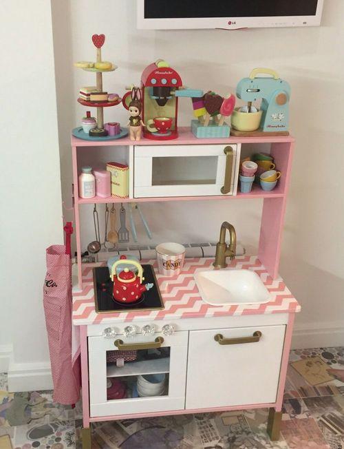 Кухня в миниатюре