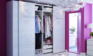 Характеристики и инструкция по сборке шкафа-купе Пакс ИКЕА