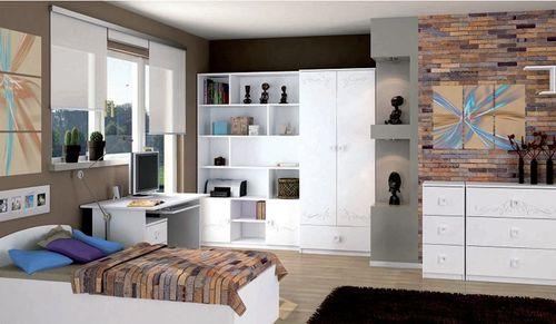Дизайн подростковой комнаты