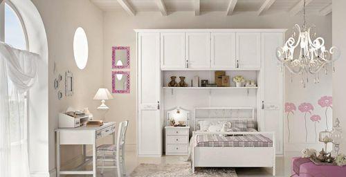 Классическое исполнение детской мебели