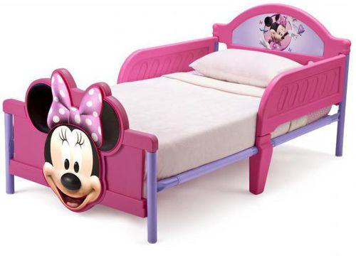 Удобная модель детской кровати