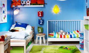 Лучшие идеи интерьера детской для двух мальчиков