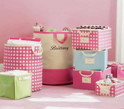 Коробки и корзины