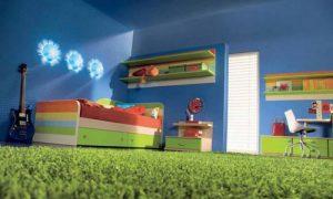 Лучшие модели ковролина в детскую комнату