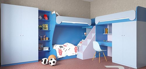 Грамотный дизайн спальной зоны