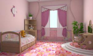 Ковры для детской комнаты мальчика и девочки на стену и пол