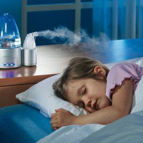 Рейтинг лучших увлажнителей воздуха для детской комнаты