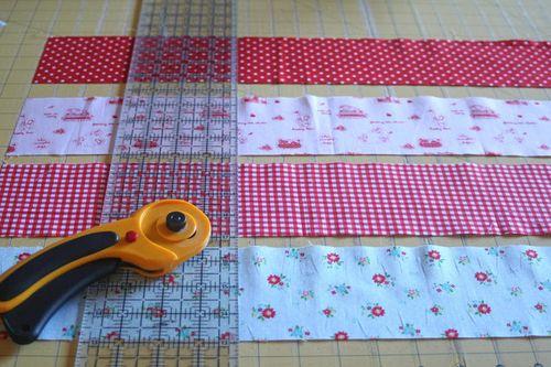 Изготовление квадратиков