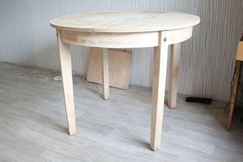 Подготовленный стол