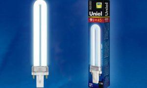 Виды и характеристики люминесцентных ламп
