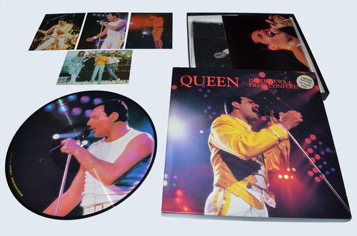 Коллаж группы Queen