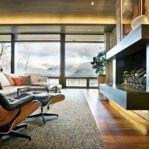 Идеи дизайна интерьера в стиле лаунж