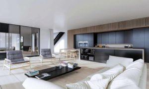 Особенности дизайна интерьера в стиле баухауз