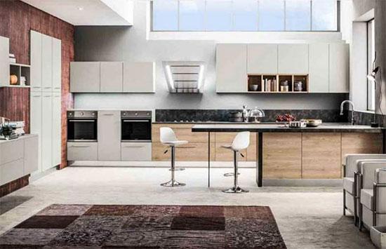Как оформить кухню удобно и стильно: делится опытом Мобиликаза