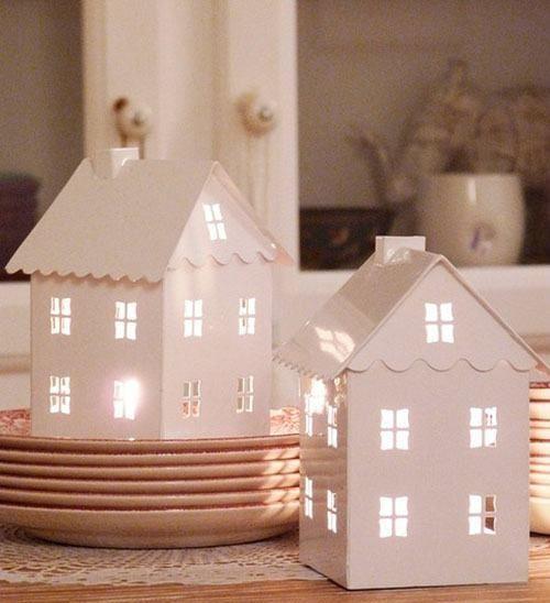 Заготовки домиков