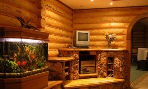 Чем дешево и красиво отделать стены внутри дома