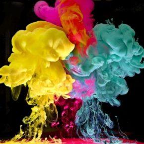 Как получить нужные цвета при смешивании красок