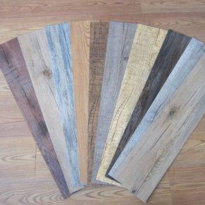 Кварцвиниловая плитка: достоинства и недостатки материала
