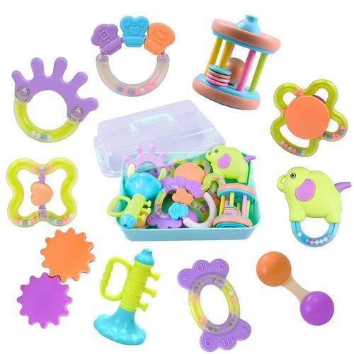 Детские игрушки для прорезывания зубов