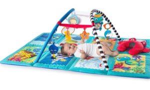 Мастер-класс как сделать развивающий коврик